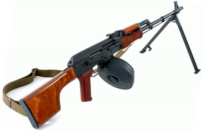 Art-Nr.: 40000, MG RPK 47 RUSSISCHE LEGENDE AEG