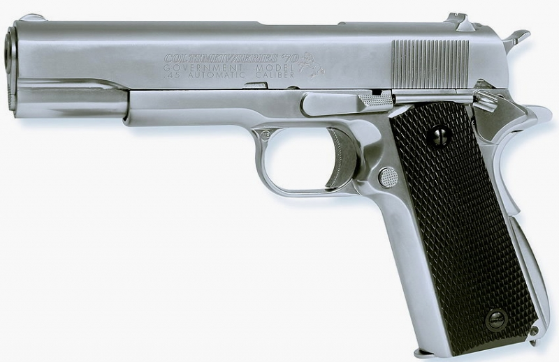 Art-Nr.: 10221, WE COLT M1911 Government Series 70 GBB
