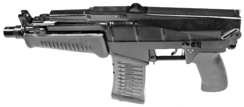 Art.: 55003, SR3 VIKHR Vollstahl Airsoft 6mm S-AEG