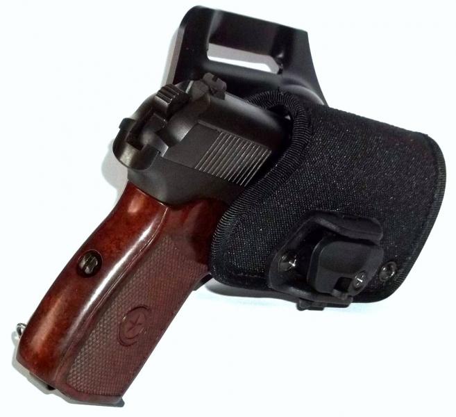 Art-Nr.: 30227-M, TAC Holster für Makarov, PM & MP654K Pistolen