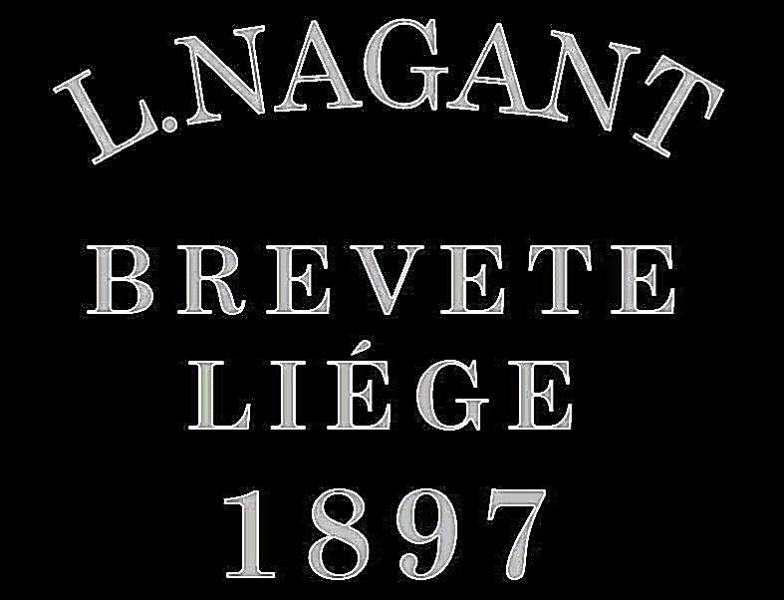 Art.:10480-B, Nagant M1895 Revolver 6mm CO2 Belgische Legende