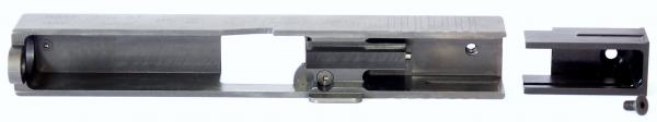 Stahlschlitten für BG17 GEN2.6 9mm P.A.K.
