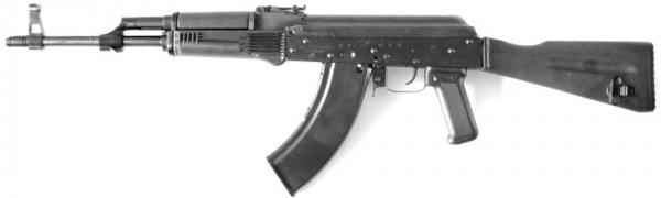AK47 AKM CO2 4,5mm Vers.2 Vollstahlwaffe
