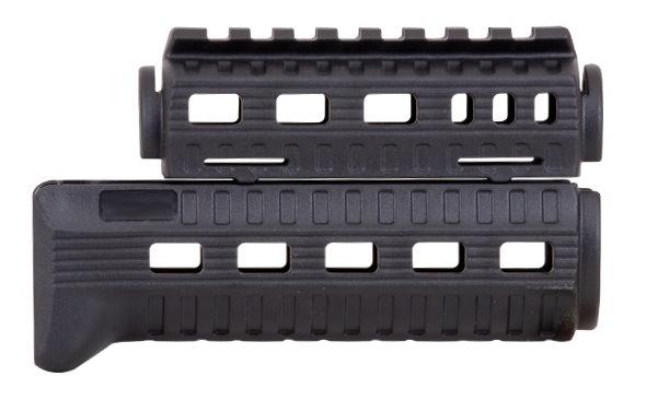 GERMANTAC Handschutz schwarz für AKSU AK74SU