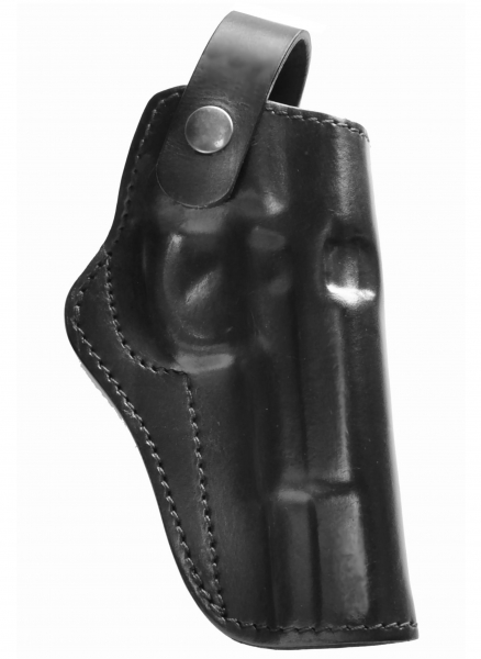 Vario Holster aus Leder schwarz für 1911