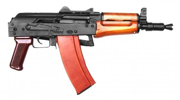 AK74-SU AKSU CO2 YUNKER 4,5mm DEKO-Luftgewehr