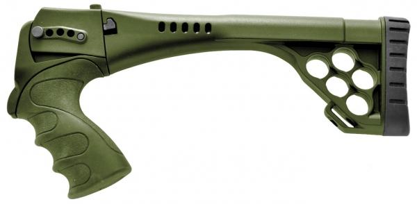 GERMANTAC Griff mit Klappschaft OD für Shotguns