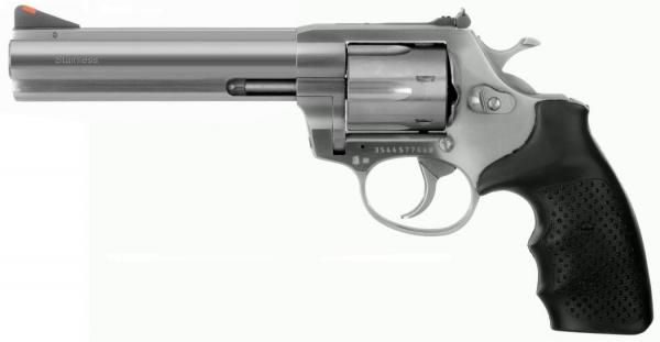 STEEL COP-S ET6'' TAC Edelstahl Revolver 9mm R Knall