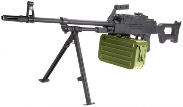 MG PKM 6mm RUSSIAN LEGEND AEG