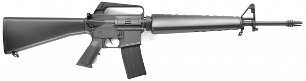 M16A1 CO2 .177 4,5mmBB Luftdruckgewehr DEFENSE FORCES