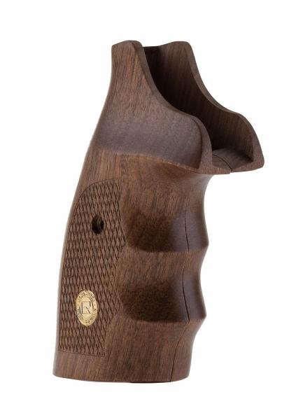 Wooden Grip for STEEL COP & DOG Revolver