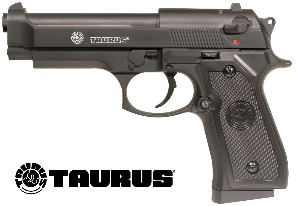 taurus pt 92 af metal slide 6mm spring pistolen freie. Black Bedroom Furniture Sets. Home Design Ideas