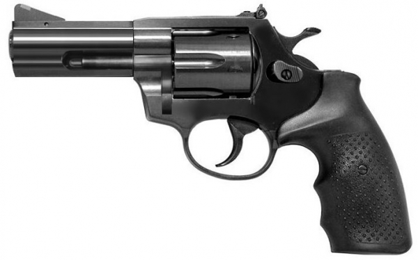 STEEL COP 3'' TAC Full Steel Revolver 9mm R Blank