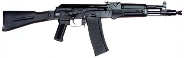 AK105 CO2 4,5mm Yunker Vollstahl Izhmash
