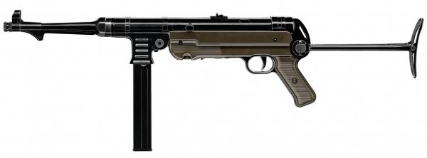 MP40 CO2 GBB Airgun Full Metal