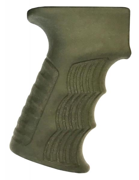 GERMANTAC AK47 – AK 100 Griff OD außen gummiert