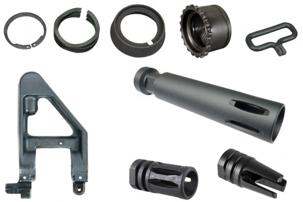 AR15 & M1911 CNC Parts