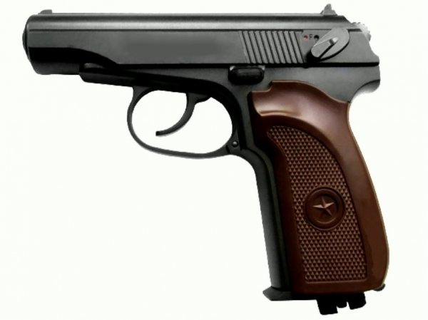 Makarov CO2 GBB 4,5mm PM ULTRA BLOWBACK