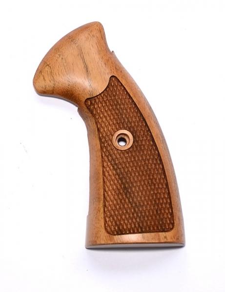 Edelholz Griff für STEEL COP & DOG Revolver