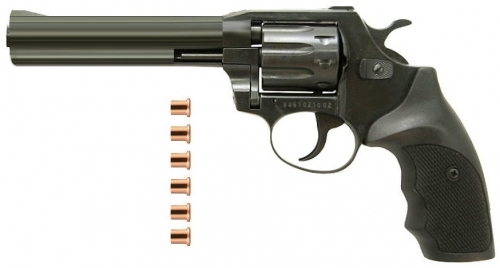 STEEL DOG 6'' Revolver .209 Primers Knall