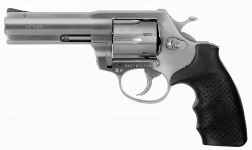 STEEL COP-S 4'' Edelstahl Revolver 9mm R Knall