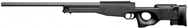 L96 MB-System Bolt Action black 6mm Air Rifle