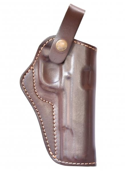 Holster aus Leder braun für 1911