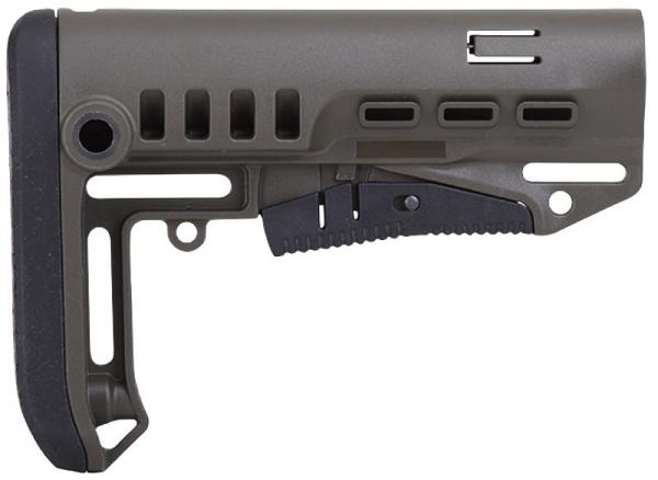 GERMANTAC M Schaft für Shotgun, AR15, AK47...74, OD grün