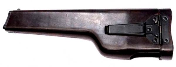 Holster Anschlagschaft für Stechkin APS Pistole