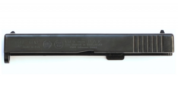 Ersatzschlitten für BG17 GEN2.3 9mm P.A.K.