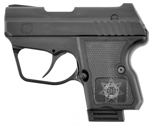 STEEL EAGLE CNC Pistol 9mm PAK Blank Firing Gun
