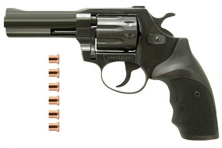 STEEL DOG 4'' Revolver .209 Primers Knall