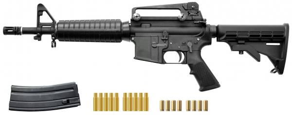 Long Trainings Guns 2018 - 2019