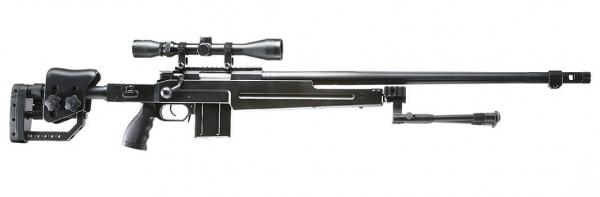 Tactical US CNC TAC Snipergewehr schwarz 6mm BB