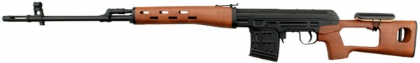 SVD Dragunov AFGHANISTAN LEGENDE, FAKE WOOD