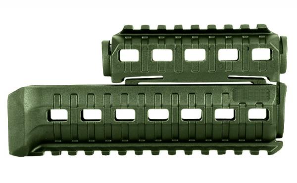 GERMANTAC Handschutz OD für AK47 – AK 100