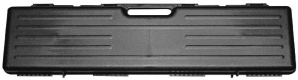 Koffer für lange Gewehre 1220x250x100 schwarz