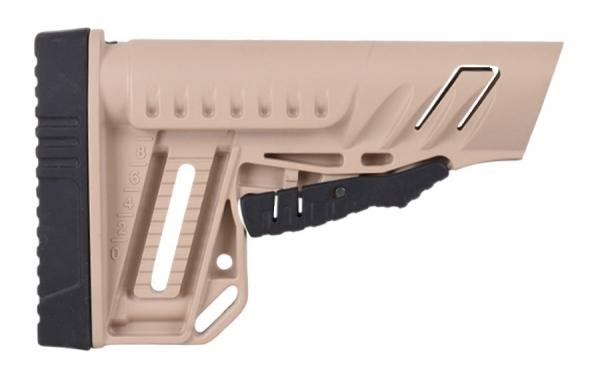 GERMANTAC M Schaft für Shotgun, AR15, AK47...74, TAN