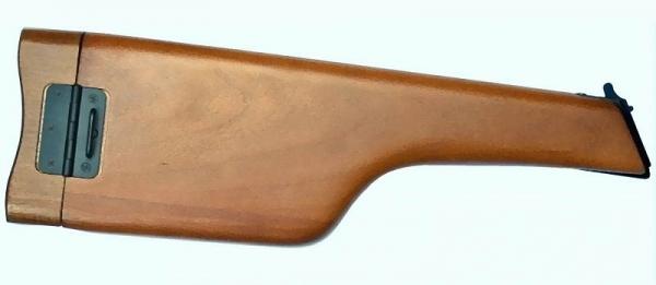 Anschlagschaft (Holster) M712 & Mauser C96 Holz