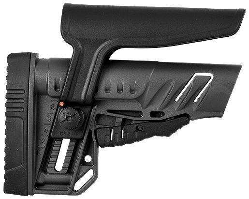 GERMANTAC M Schaft für Shotgun, AR15, AK47...74, schwarz