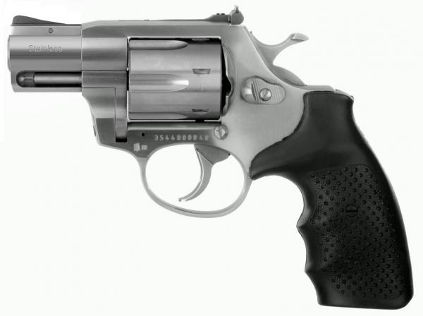 STEEL COP-S ET2'' TAC Edelstahl Revolver 9mm R Knall