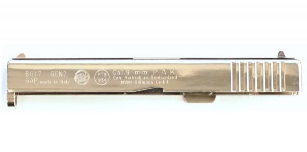 Ersatzschlitten für BG17 GEN2.3 9mm P.A.K. EXO