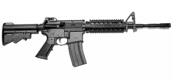 M4A1 RIS CO2 Air Gun 4.5mm .177 steel BBs