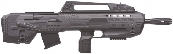 BULLPUP DEFENSE FORCES .68 RUBBERBALL STEEL PRESIDENT Flyer