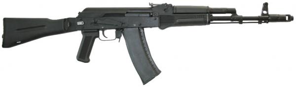 AK74M CO2 4,5mm Yunker Vollstahl Kalaschnikow