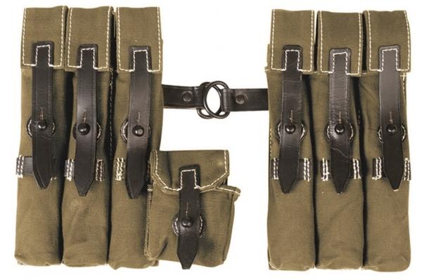 MP40 / MP38 WH Zwei Magazintaschen Repro