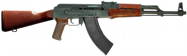 AK47M CO2 4,5mm Vers.3 AKM Yunker mit DDR Schaft