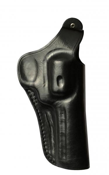 Lederholster für 4'' STEEL COP & DOG Revolver