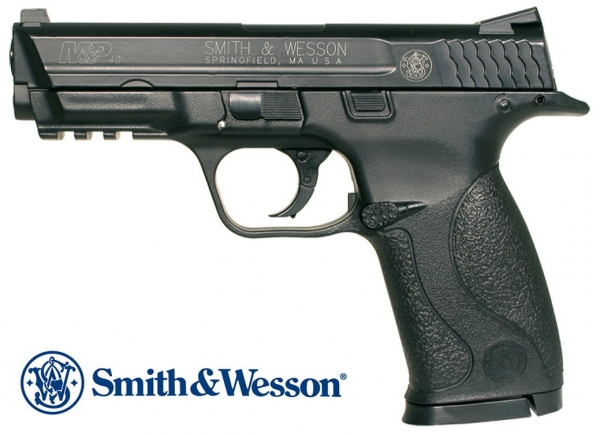 S&W M&P40 Metal Schlitten 6mm Federdruck