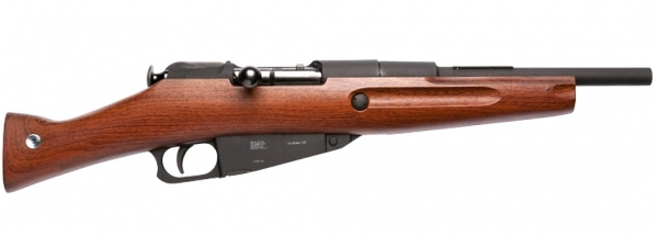 1891 Mosin Nagant sawed-off Rifle 4,5mm CO2
